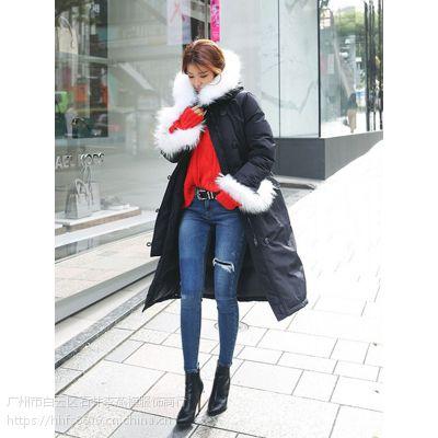 丝辉印月服装尾货处理批发 品牌折扣女装哪个品牌好尾货银色中老年女装