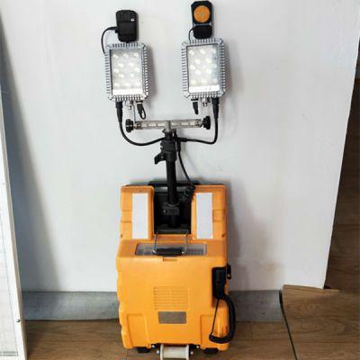 FW6128 移动照明系统 视频录音 电力抢修应急工作灯亮聚福