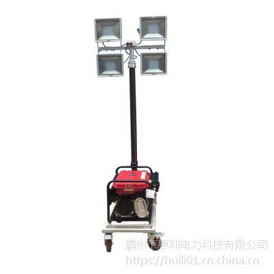 邦泽YDD-200雅马哈发动机全方位移动LED照明车 户外施工救急抢险车