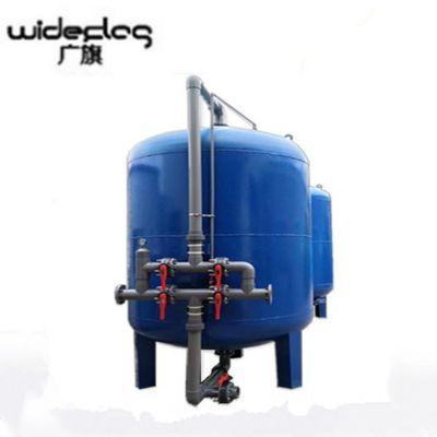 专业生产污水用钢制过滤罐 碳钢防腐过滤器 规格均可定制 清又清
