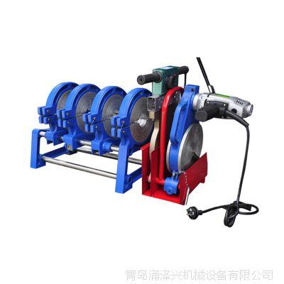 厂家热卖直销手摇单夹【SHR200-2M】型热熔对接焊机 塑料管熔接机