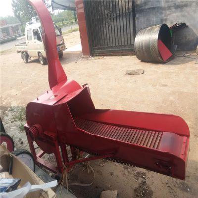 时产6吨铡草揉丝机 多规格豆秧青贮揉丝机