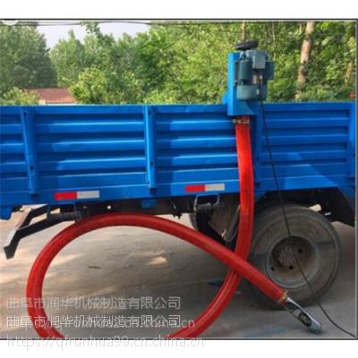 锯末装袋吸粮机 不损伤稻谷提粮机 加厚软管粉末抽粮机