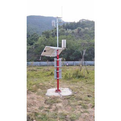 碧如蓝小型气象自动监测站农业科研环境气候在线检测仪