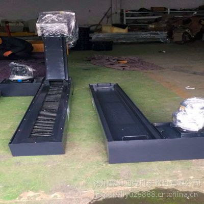 厂家定做机床链式自动排屑机