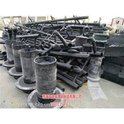 冀州湿法脱硫喷淋层 玻璃钢喷淋层