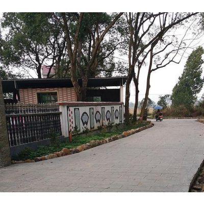潍坊临朐艺术压花地坪商品混凝土装饰地坪 亚斯特