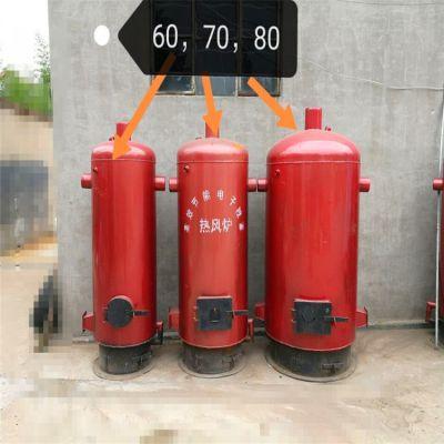 小型家用立式燃煤电控温取暖机 养殖场专用纯净风无污染热风炉