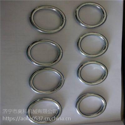 焊接圆环 镀锌铁环 各种规格奥科支持定制
