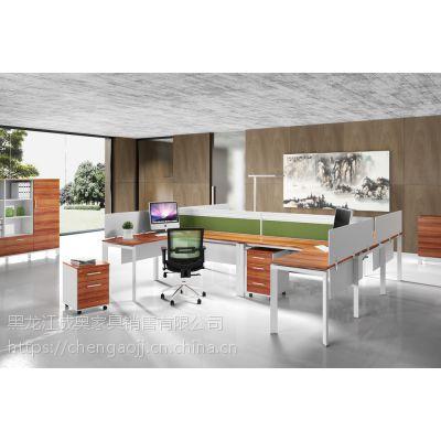 工作位、办公桌、屏风工作位、圣奥家具、品牌办公家具、哈尔滨办公家具