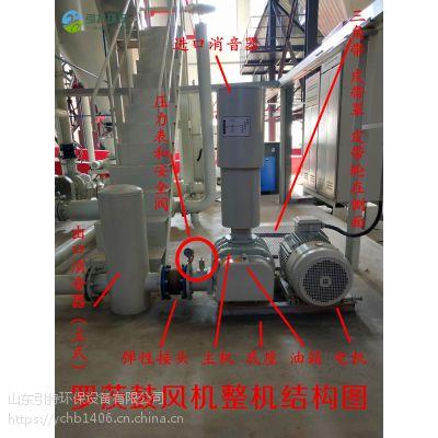 山东引持环保供应脱硫灰气力输送专用旋转供料器旋转阀气力输送泵