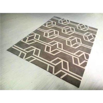 郑州办公地毯批发铺装/客厅茶几床边欧式地毯羊毛