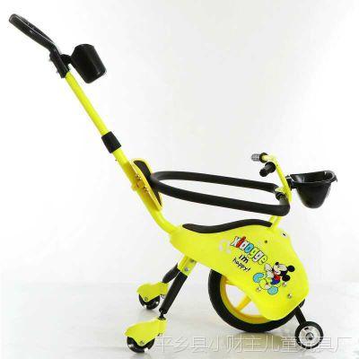 新款儿童推车 五轮溜娃车 防侧翻留娃神器 轻便携带婴童简易推车