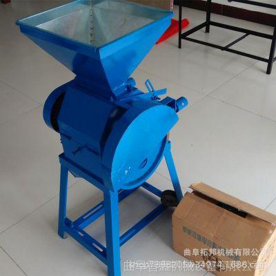 专业生产高效大豆扎扁机 黄豆小麦杂粮挤扁机 燕麦挤扁机