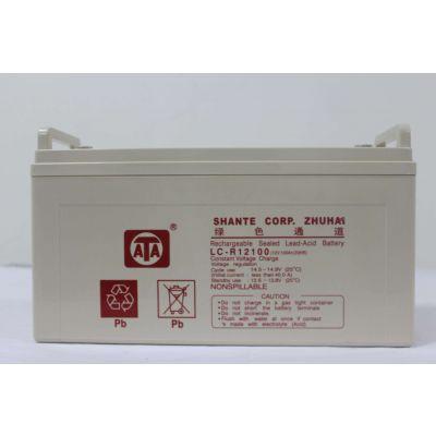 供应ATA蓄电池12V65AH详细信息LC-P1265性能咨询