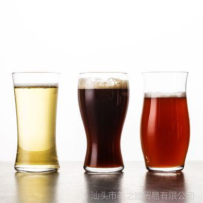 日本进口石塚硝子 精酿啤酒杯 GOOD DESIGN大奖玻璃酒杯