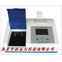 中西现货土壤养分速测仪 型号:KK01-ECA-YF01库号:M397690