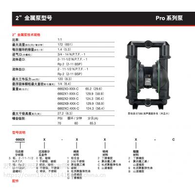 供应英格索兰气动隔膜泵,英格索兰隔膜泵,ARO【原装正品】