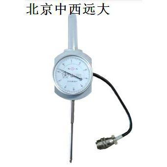 中西(LQS现货)机电百分表 型号:YJ977-WBD-50库号:M339493