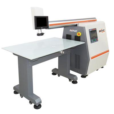 300wYAG固体激光不锈钢字焊接机