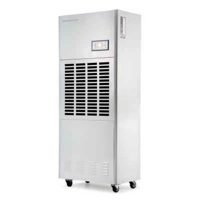 百奥除湿机工业抽湿机仓库地下室爆款抽湿器除湿量6.8kg