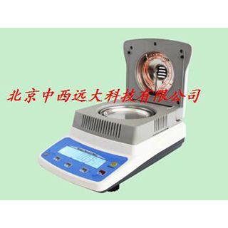 快速肉类水分测定仪/卤素快速水分测定仪(中西器材) 型号:SZHW5-SFY120A库号:M3871