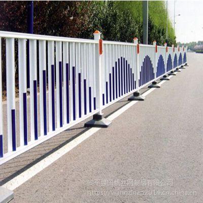 山西道路护栏厂家 交通隔离围栏 市政防护栏价格