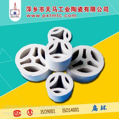 天马陶瓷优质耐酸,耐碱,耐高温 陶瓷50mm扁环