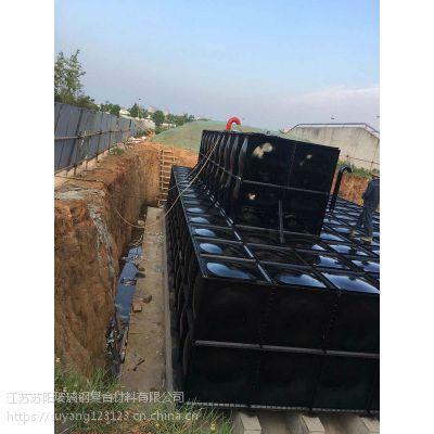 地埋式箱泵一体化 消防设备箱泵一体化