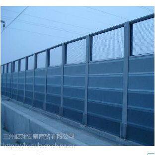 供兰州隔音声屏障和甘肃波形护栏打桩厂家