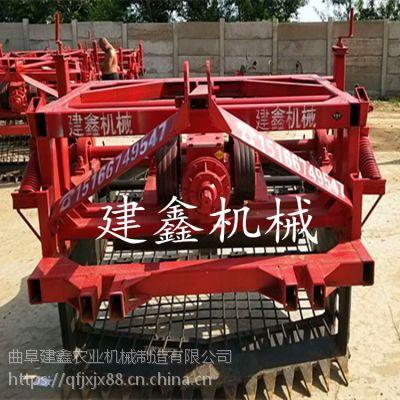 甘南黄芪收获机 挖药机价格 厂家新款大链条收获机图片