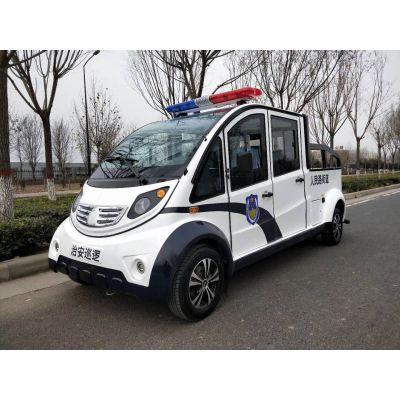 物业城市巡逻电瓶车 城管电动巡查车 交警巡逻皮卡车