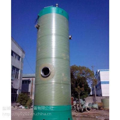 武汉一体化预制污水提升泵站