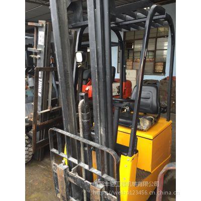 二手搬运叉车出售 仓储运输工具,杭州3吨手动档叉车