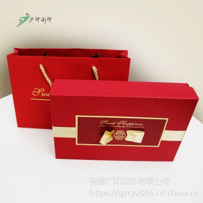 合肥广印手提纸袋生产厂家,礼盒包装定做+设计+印刷