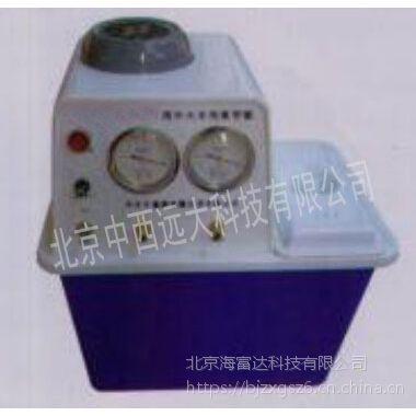 中西 循环水真空泵 型号:SH211/SHB-IIIB库号:M358269