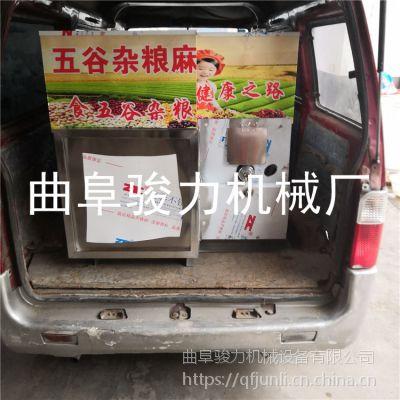 晋中多功能食品面粉膨化机 骏力供应 十用型大米花膨化机 黄米空心棒机的价格