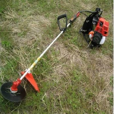 野外杂草背负式割草机 润丰 农用开荒除草松土机