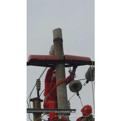 输配电线路铁塔及横担防鸟筑巢器