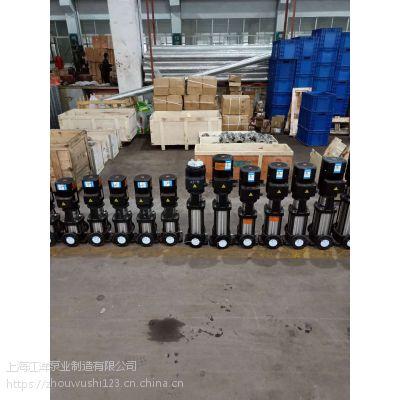 轻型多级泵功能多用100CDLF60-90冲压多级泵选型功率/多级泵大小厂家现货