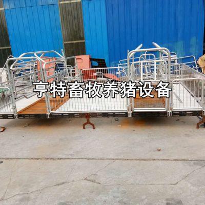 重庆巫山铸铁板母猪产床产保两用猪栏供货快