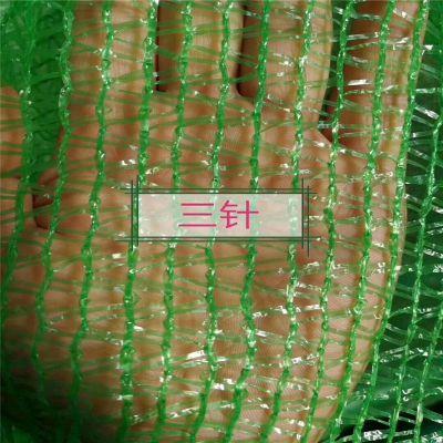 绿色盖土网 盖土网厂家直销 三针防尘网