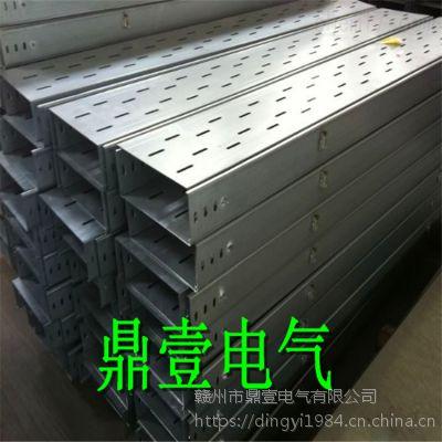 江西赣州桥架厂家直销全国发货托盘式桥架200*100