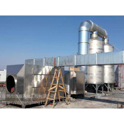 注塑机废气怎么处理好?恒峰蓝10年废气治理行业经验