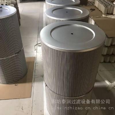 不锈钢滤筒生产厂家 河北泰润滤芯厂主营304不锈钢滤芯