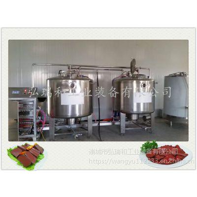 全套鸭血设备, 鸭血豆腐生产线设备