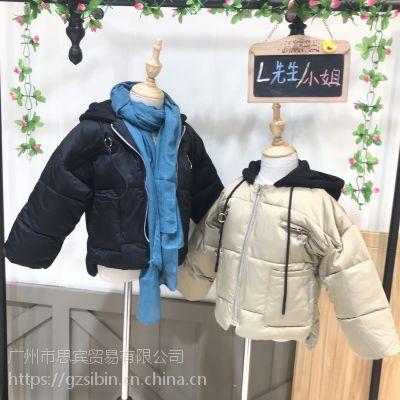 北京童装批发L先生-L小姐新款纯羽绒棉棉衣