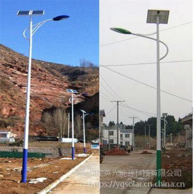 新农村锂电一体太阳能路灯 湖南湖北新农村照明道路灯