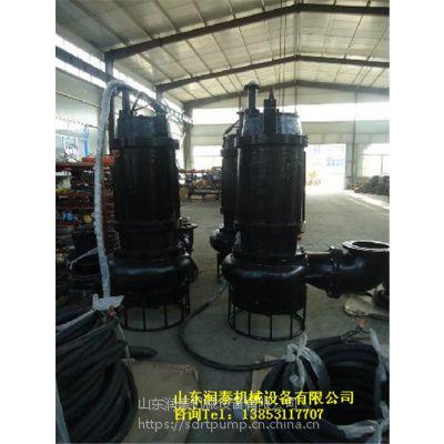 CNQ型耐磨潜水泥砂泵厂家 泥浆泵特价