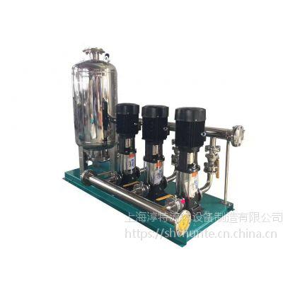 生活变频成套供水设备/高层小区恒压成套变频供水设备